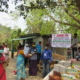 CORONA Hilfsaktion: Wir verteilen Lebensmittel an Tagelöhner in der Landwirtschaft