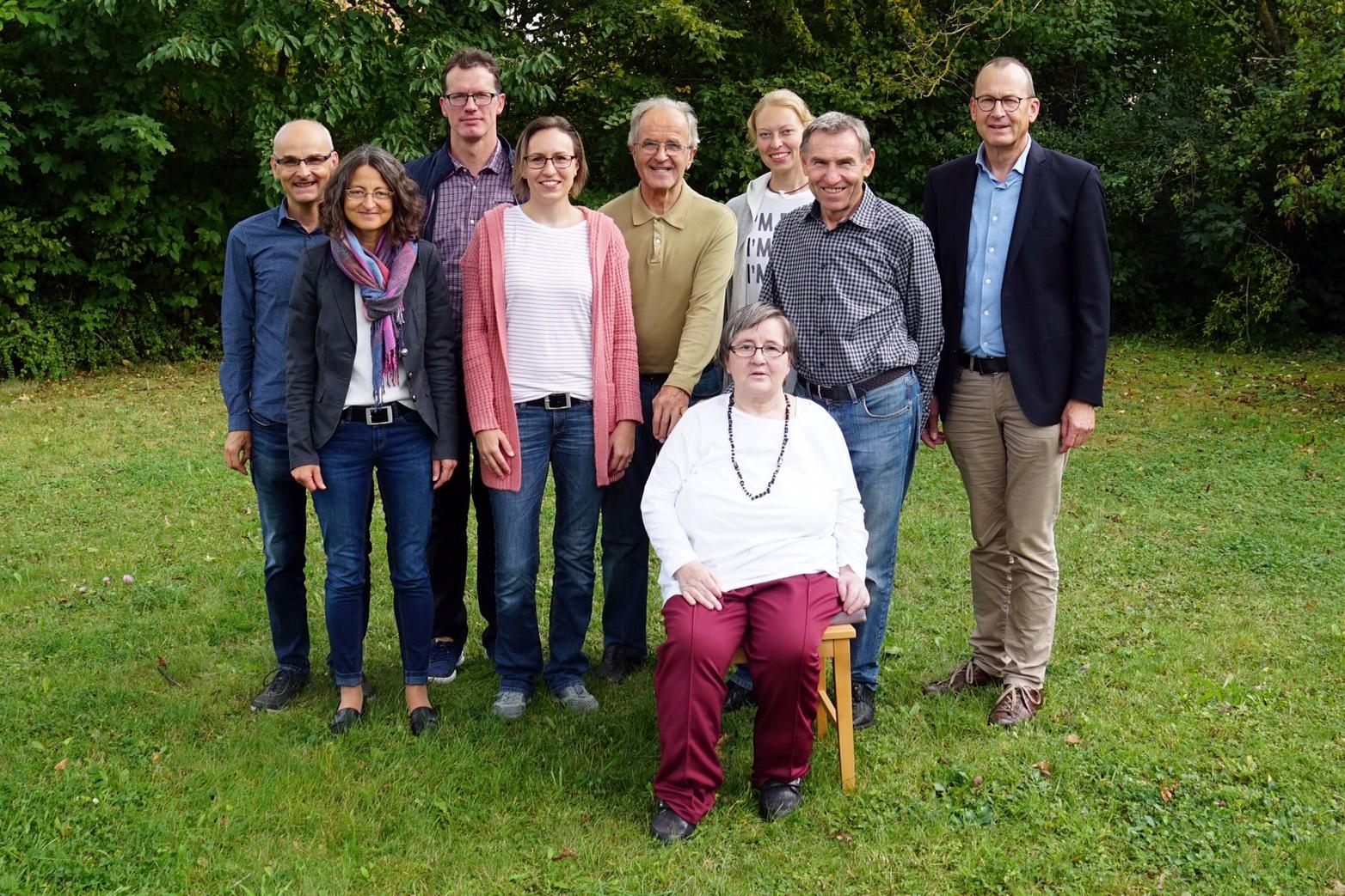 Board of UPPAHAR Germany